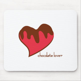 Chocolate Lover Mouse Pads