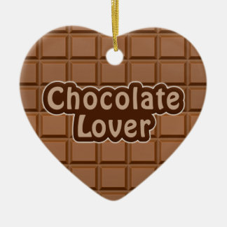Chocolate Lover ornament