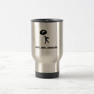 Chocolate Lover Travel Mug
