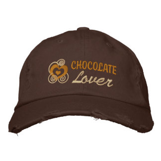 Chocolate Lover's Baseball Cap