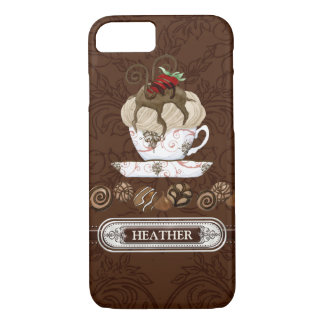 Chocolate Lovers Dessert Candy Fun Whimsical Case