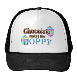Chocolate Makes Me Hoppy Cap