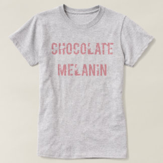 Chocolate Melanin Tee