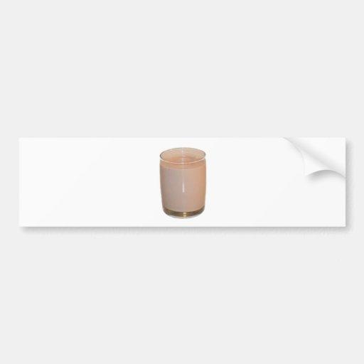 Chocolate Milk Bumper Stickers