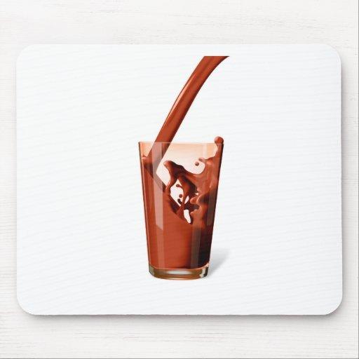 Chocolate Milk Mousepads