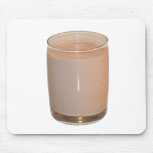 Chocolate Milk Mouse Pad