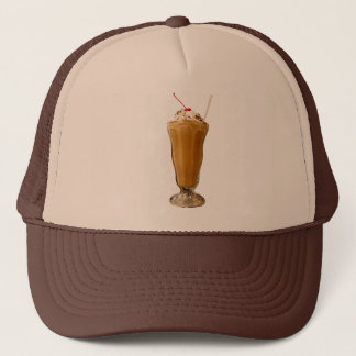 Chocolate Milkshake Trucker Hat