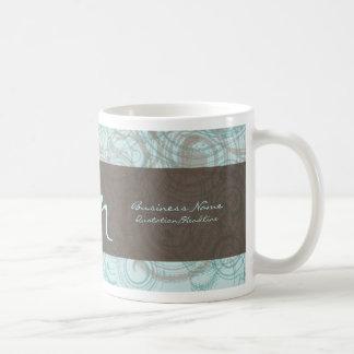 Chocolate Mint Coffee Mug