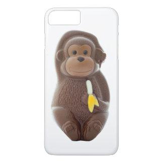 Chocolate Monkey iPhone 7 Plus Case