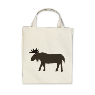 Chocolate Moose bag