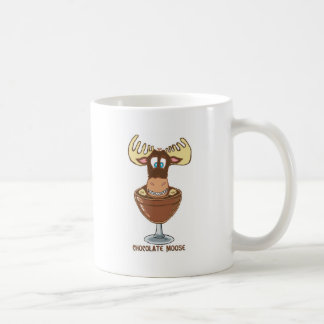 Chocolate  Moose Coffee Mug