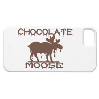 Chocolate Moose iPhone 5 Cover
