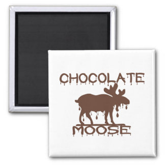 Chocolate Moose Magnet