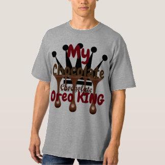 Chocolate Oreo King T-Shirt