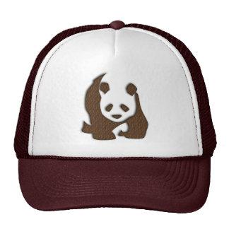 Chocolate Panda mesh-back cap
