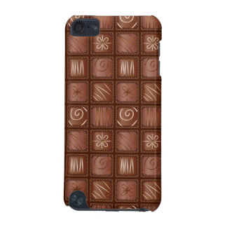 Chocolate Pattern iPod Touch 5G Case