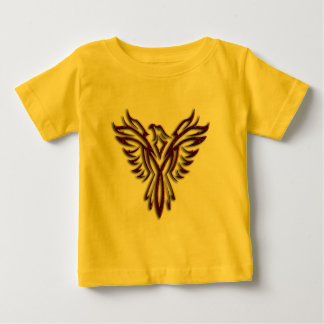 Chocolate Phoenix infant t-shirt