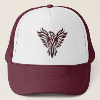 Chocolate Phoenix meshback hat