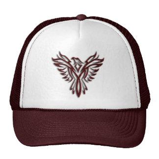 Chocolate Phoenix meshback hat