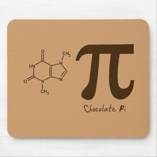 Chocolate Pi Day Mousepad