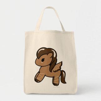 Chocolate Pony | Grocery Tote Dolce & Pony