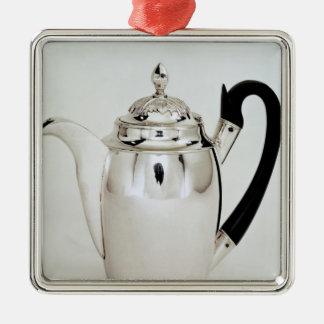 Chocolate pot, Leningrad, 1804 Christmas Ornament