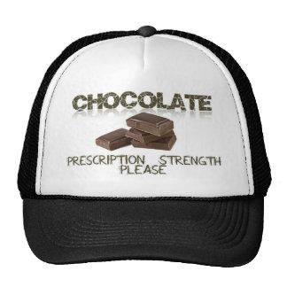 Chocolate Prescription Strength Please.jpg Cap