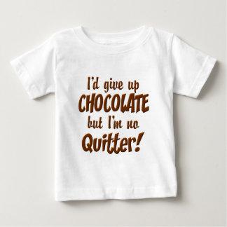 Chocolate Quitter Shirt