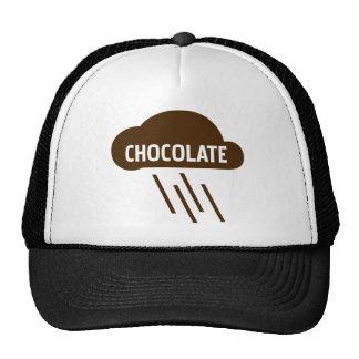 Chocolate Rain Cap