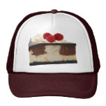 Chocolate Raspberry Cheesecake Cap