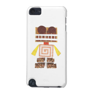 Chocolate Robot 5th Generation I-Pod Touch Case