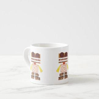 Chocolate Robot Expresso Mug