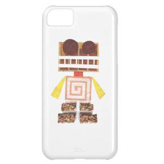 Chocolate Robot I-Phone 5C Case