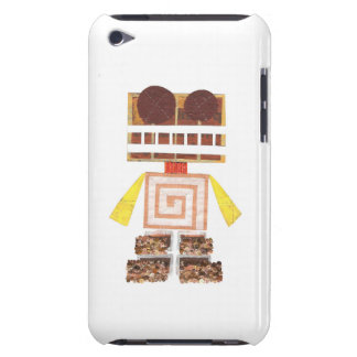 Chocolate Robot I-Pod Touch Case Barely There iPod Case