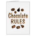 Chocolate Rules