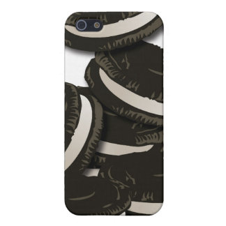 Chocolate Sandwich Cookie Speck Case iPhone 5/5S Cases