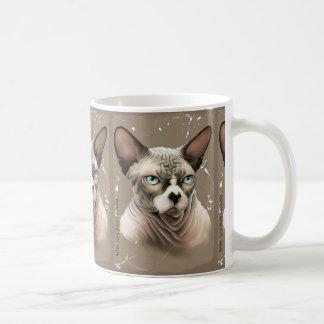 Chocolate Sphinx Coffee Mug