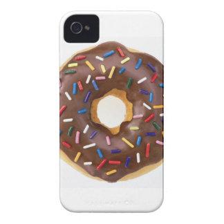 Chocolate Sprinkle Doughnut Case Case-Mate iPhone 4 Cases