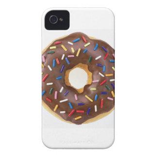 Chocolate Sprinkle Doughnut Case-Mate iPhone 4 Case