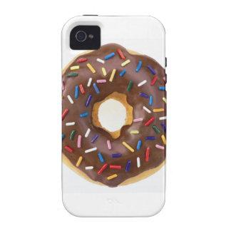 Chocolate Sprinkle Doughnut iPhone 4/4S Cover
