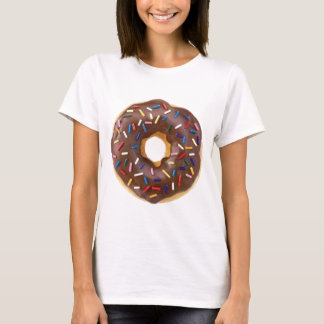 Chocolate Sprinkles Doughnut T-Shirt
