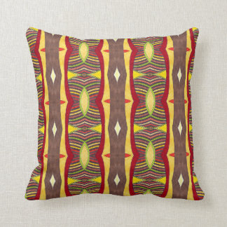 Chocolate sticks- Throw Pillow