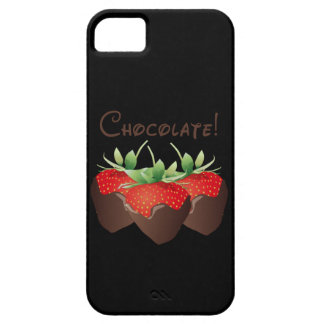 Chocolate Strawberry iPhone 5 Cover