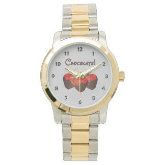 Chocolate Strawberry Watch