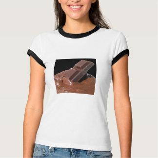 Chocolate Sweet Candy Bar Dessert Food T-Shirt