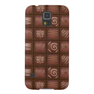 Chocolate Tablet Bar Samsung Galaxy S5 Case