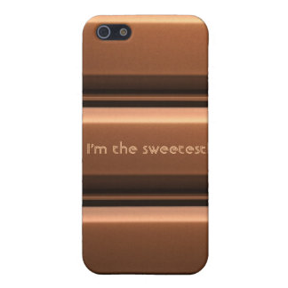 Chocolate Tablet iPhone 5/5S Case
