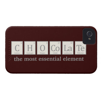 Chocolate, the most essential element Case-Mate iPhone 4 case