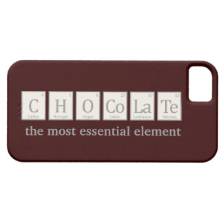 Chocolate, the most essential element iPhone 5 cover
