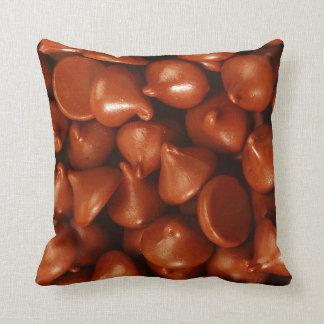 Chocolate to lover cushion